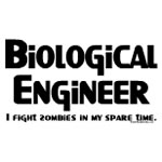 Biological Engineer Zombie Fighter