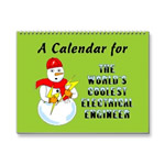 Electrical Engineer Calendar