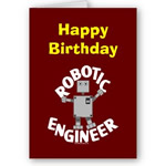 Robotic Engineering Cards