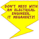 Engineer Lightening Bolt