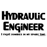 Hydraulic Engineer Zombie Fighter