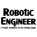 Robotic Engineer Zombie Fighter