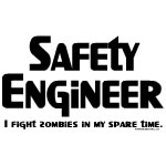Safety Engineer Zombie Fighter